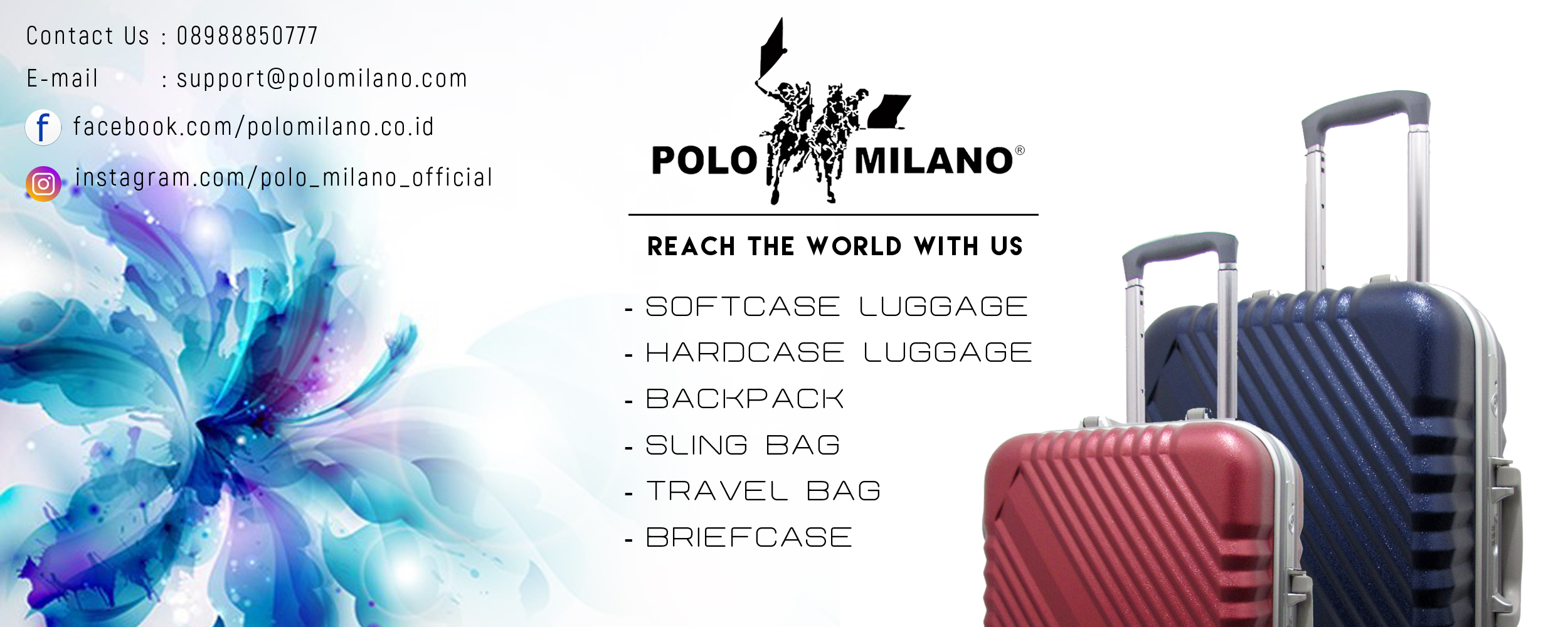 Polo Milano Front Banner